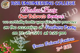Jungle Theme Invitation Card Invitation Card For Freshers Party For Teacher Luxurious Neabux Com