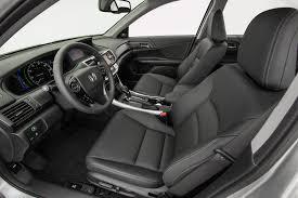 2014 honda accord hybrid ex l front seats view photo 58664182