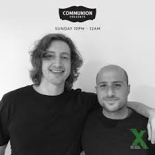 communion presents communion presents on radio x 1st oct by communion presents on