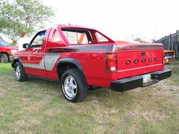 dodge shelby dakota file 1989 dodge dakota shelby rear jpg wikimedia commons