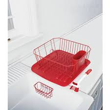 Dish Drying Rack For Sink Flat Wire Dish Rack Walmart Com