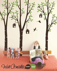 Tree Wall Decor For Nursery Baby Room Wall Decals Buy Wall Decals For