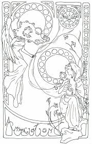 157 angel coloring pages images coloring books