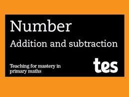 fractions teaching for mastery booklet by tes resource team