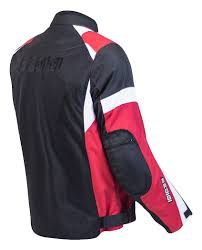 red motorcycle jacket sedici federico jacket cycle gear