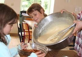 colonie cuisine colonie de vacances pâtisserie en folie