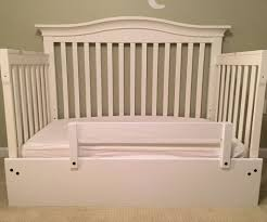 Graco Sarah Convertible Crib by Crib Into A Toddler Bed Hack 8 Steps With Pictures
