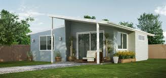 granny shack straight edge steel frame kit homes western australia
