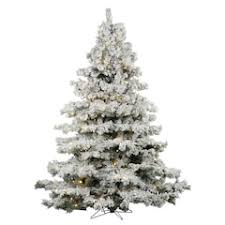 flocked trees trees artificial flowers plants home