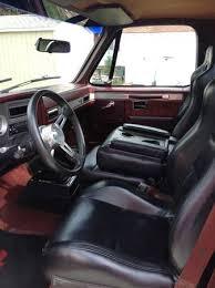 Chevrolet C10 Interior 46 Best C10 Interiors Images On Pinterest Truck Interior C10