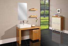 Wooden Bathroom Furniture Lovable Solid Wood Bathroom Furniture With Fascinating Wooden