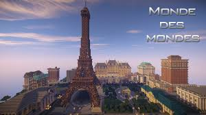 New York City Map For Minecraft by