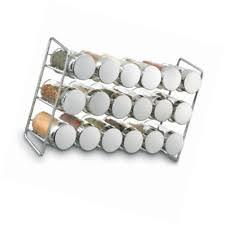 18 Jar Spice Rack Polder Spice Jars U0026 Racks Ebay