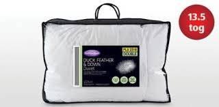 Duck Down Duvet Double Duck Feather And Down Duvet Double 22 99 Aldi Hotukdeals