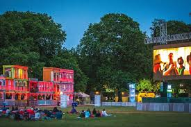 summer time at hyde park announce free open air cinema