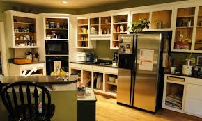 kitchen with shelves no cabinets kitchen cabinets without doors f11 about remodel creative home