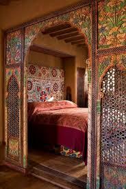 wandgestaltung orientalisch orientalisches schlafzimmer gestalten wie im märchen wohnen