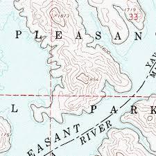 lake pleasant map lake pleasant regional park az