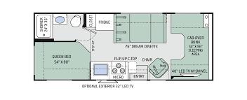 rent a 25 u0027 class c economy motorhome rv rental