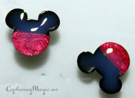 mickey mouse earrings mickey mouse earrings family crafts