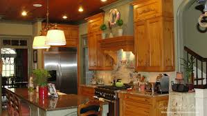 63 Gorgeous French Country Interior Decor Ideas Shelterness French Country Kitchen Design Using Dark Brown Kitchen Island