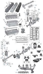 jeep tj wrangler 4 0l 6 cylinder engine parts 4wd com