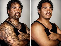 cool this is what former gang members would look like without