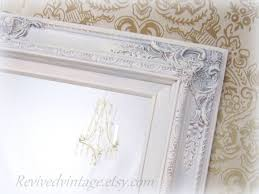 mirror beautiful baroque mirror large shabby chic baroque oval