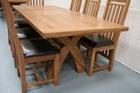 Amish Oak Dining Room Furniture Country Oak Furniture Rustic Oak Dining Table Furniture Oak