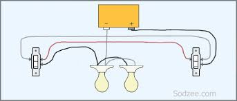 wiring diagram wiring diagram two lights in series electrical