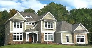 exterior paint colors with brown roof exterior paint color