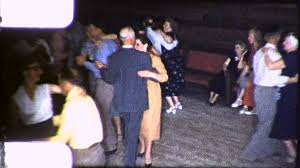 Barn Movie People Dancing Ballroom Dance Floor Couples Dance Square Dancing