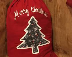 Extra Large Red Christmas Ornaments by Extra Large Santa Sack Etsy