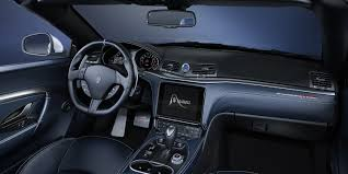 maserati granturismo 2016 interior 2018 maserati grancabrio granturismo fully revealed for goodwood