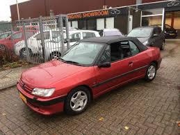 peugeot 306 convertible peugeot 306 cabriolet u0027 occasions op zoek nl