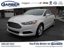 2014 ford fusion se price pre owned 2014 ford fusion se sedan in saginaw 71390144t garber