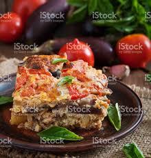 cuisine grecque moussaka une moussaka grecque traditionnelle plat photos et plus d images