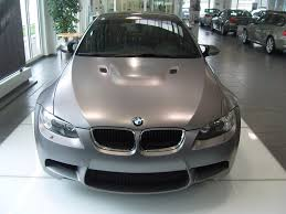 matte grey bmw limited edition frozen grey metallic e92 m3