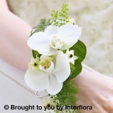 White Rose Wrist Corsage White Rose U0026 Sandriana Wrist Corsage Design Element Flowers