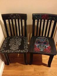 Wooden Skull Chair 15 Skull Home Décor Ideas Not Only For Halloween Shelterness