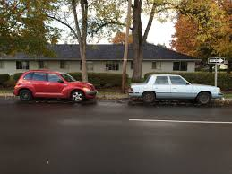 curbside classics plymouth reliant and chrysler pt cruiser u2013 the