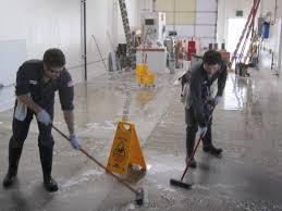 for sealing brewery floor urethane cement and epoxy flooring