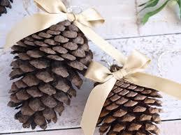 blogmas day 9 diy pinecone ornaments stephii mattea