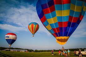 circus balloon flying circus balloon festival renelholton renel