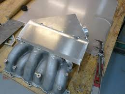 nissan maxima intake manifold custom intake manifold and 87mm throttle body maxima forums