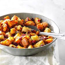 butternut squash for thanksgiving roasted butternut squash panzanella recipe taste of home