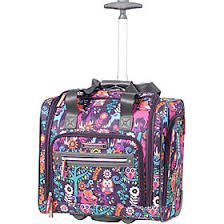 Lily Bloom Lily Bloom Softside Luggage And Suitcases Ebags Com