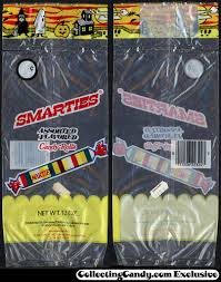 Halloween City Union Nj by Halloween Smarties From The 80 U0027s Collectingcandy Com