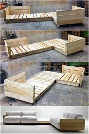 Cushions For Pallet Patio Furniture by Best 25 Pallet Couch Cushions Ideas On Pinterest Pallet Sofa