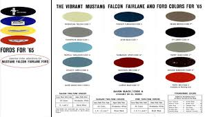 1965 ford mustang paint colors car autos gallery